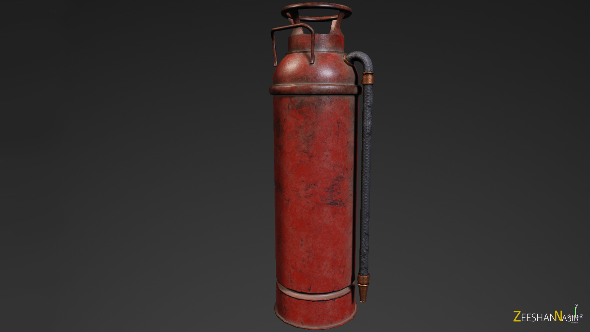 Zeeshan nasir fireextinguisher render 03