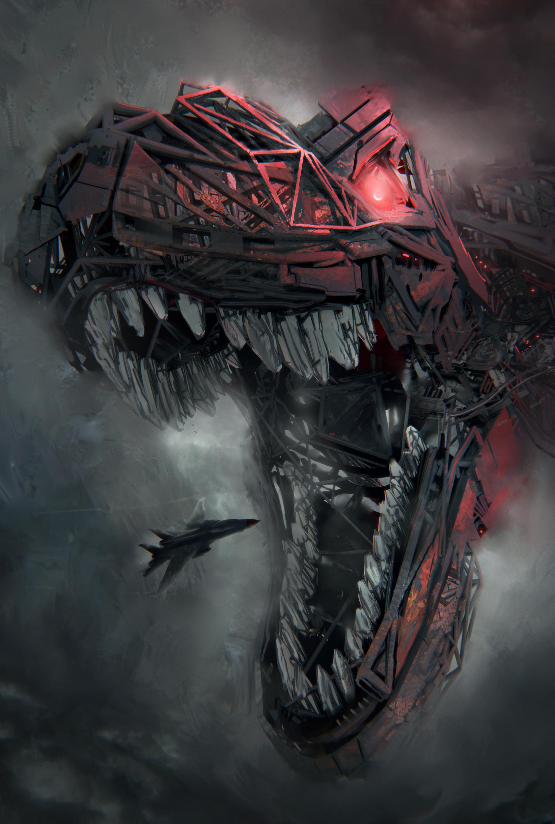 Leon tukker dinosaur0015