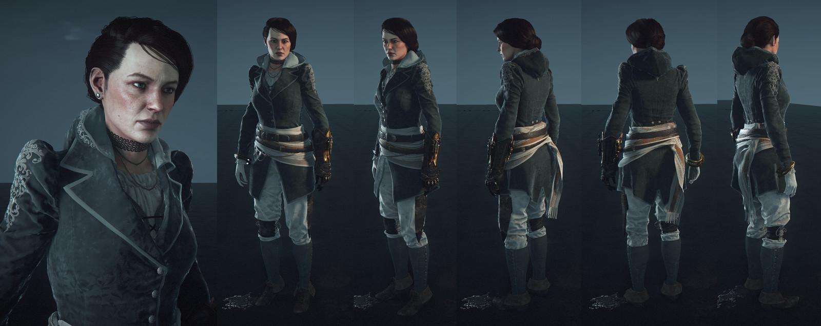 In Ubisoft game Engine