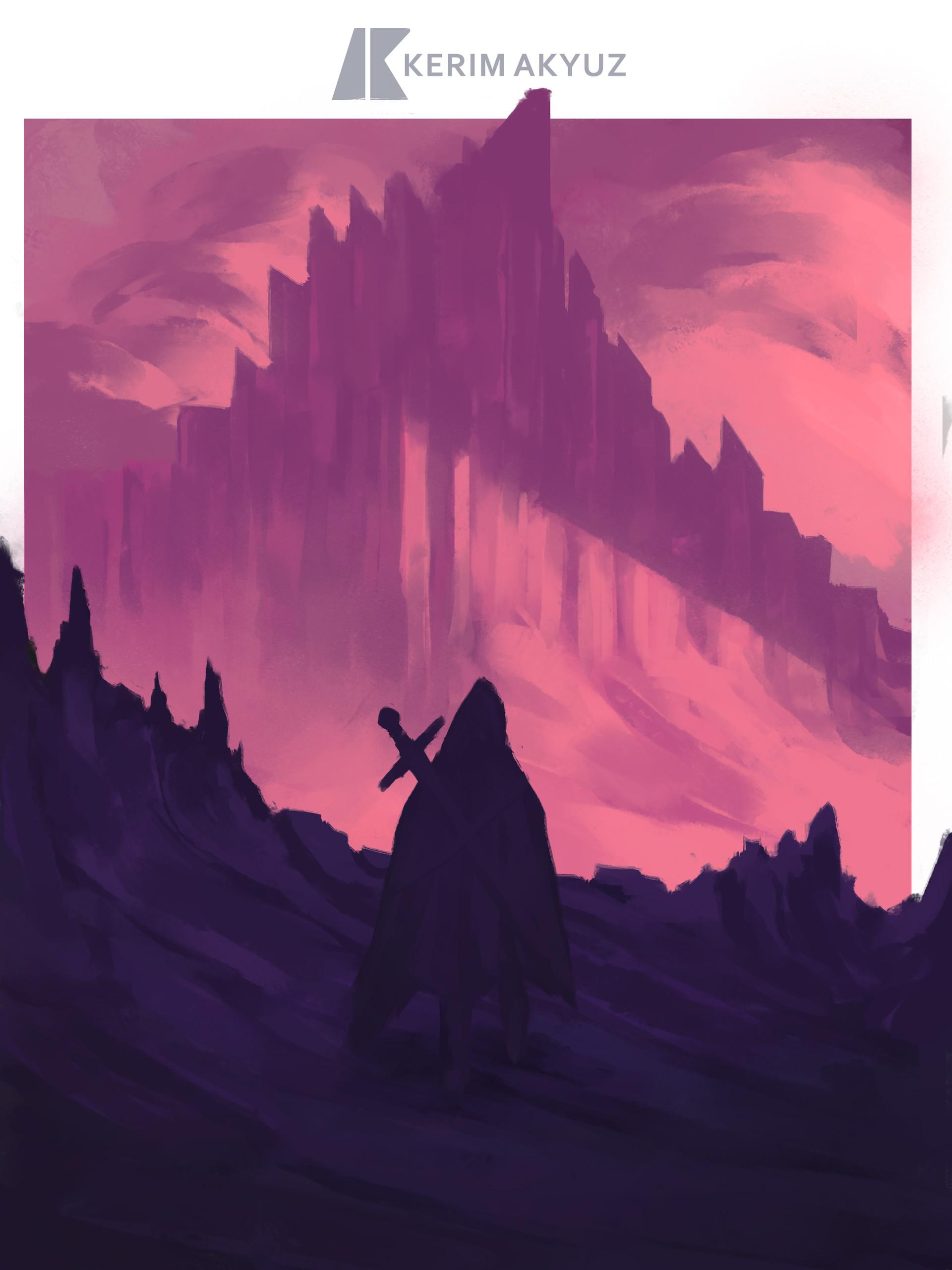 Kerim akyuz 106 mount castle