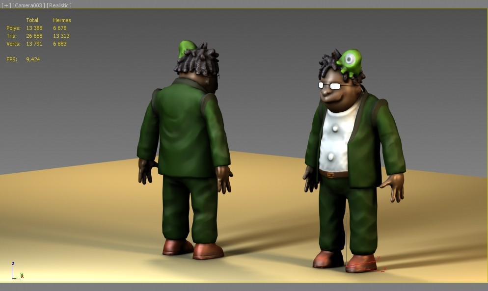 Ti!3 Artem - Futurama as mod for Left 4 Dead 2