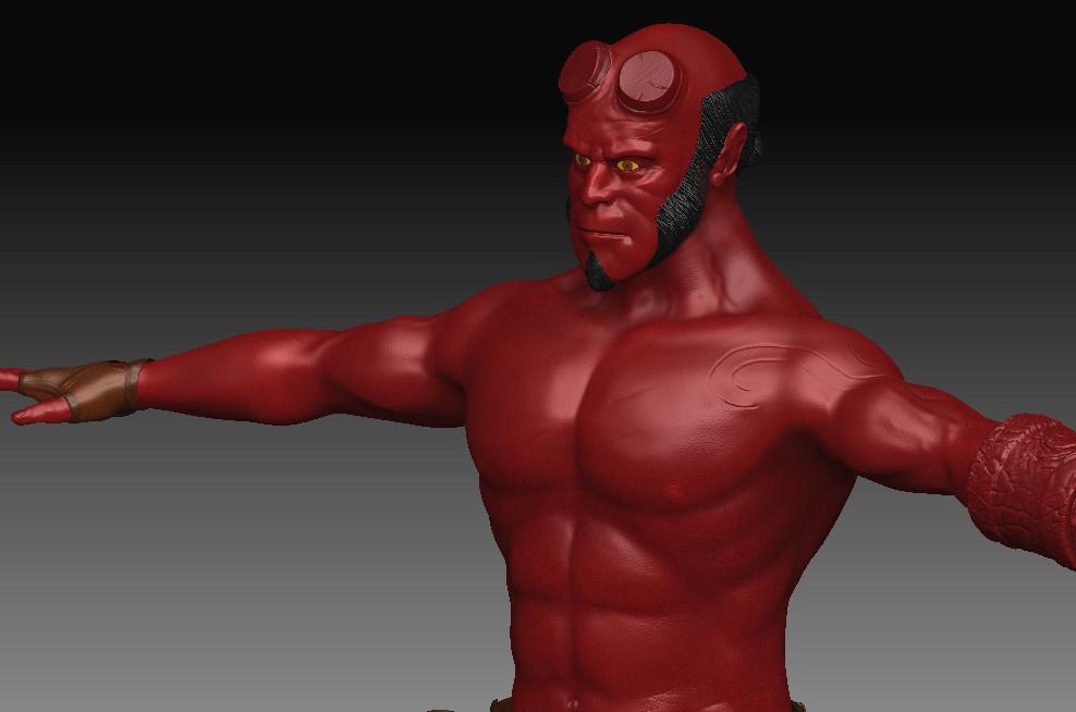 Ti!3 Artem - Hellboy as mod for Left 4 Dead 2