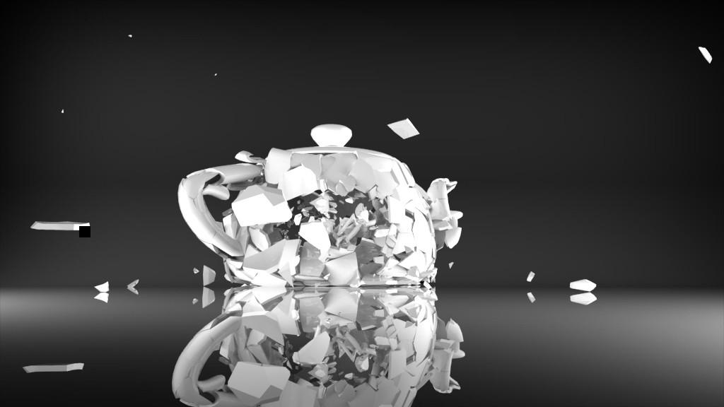 teapot 3 by hugo matilde