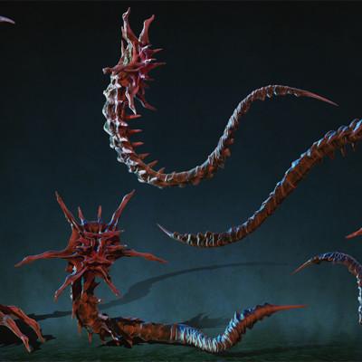 Sascha kozacenko alien worm small