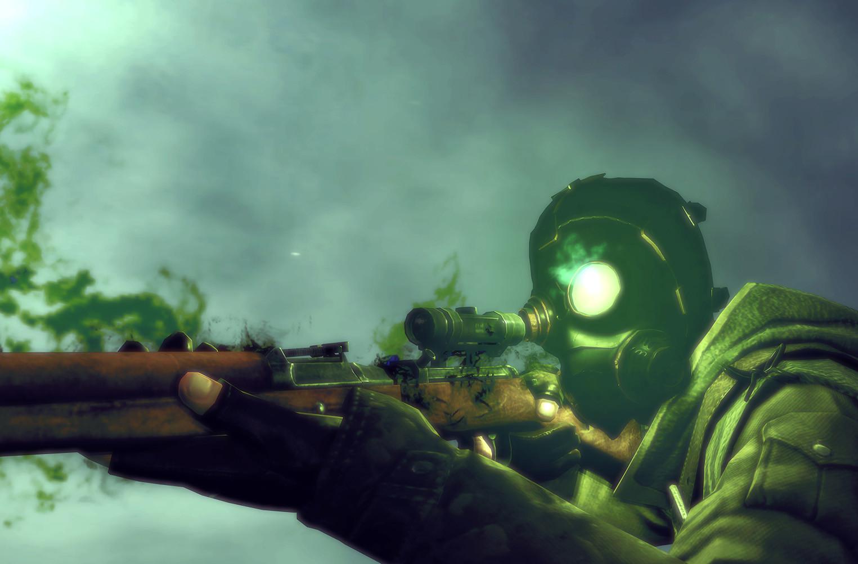 Deadeye Sniper (in-game)