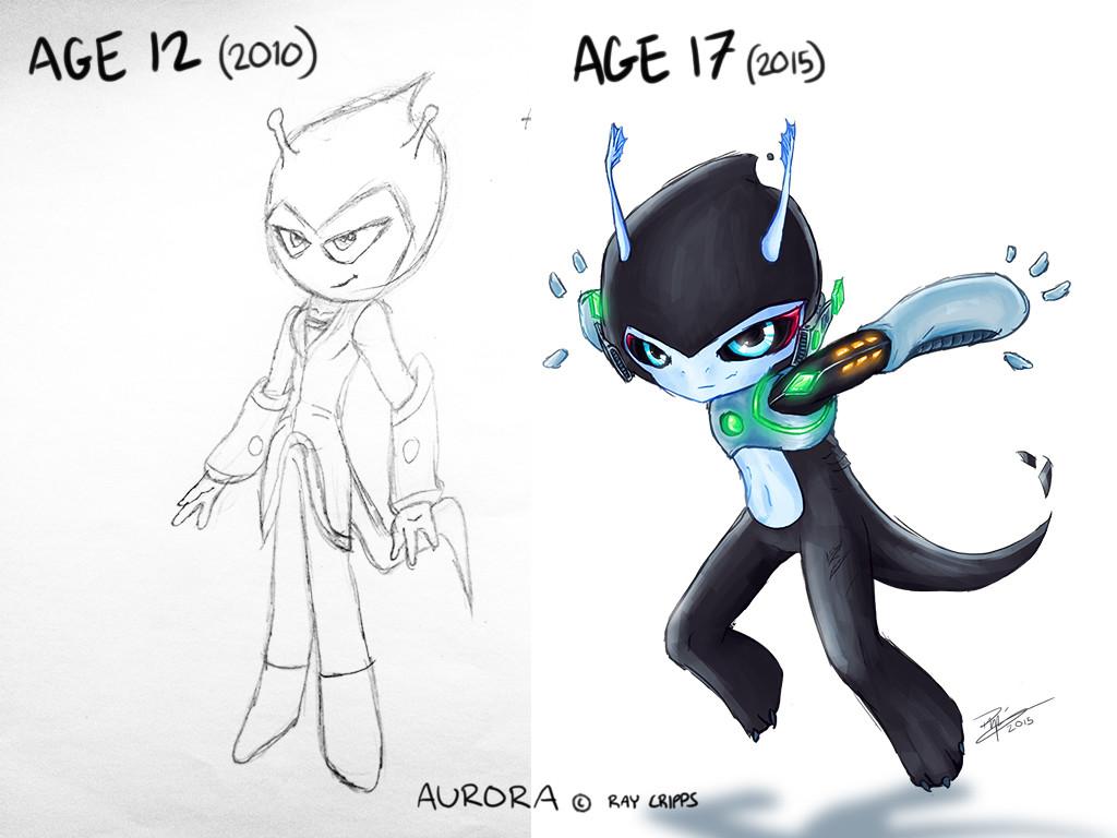 Original concept vs. 2015 revision