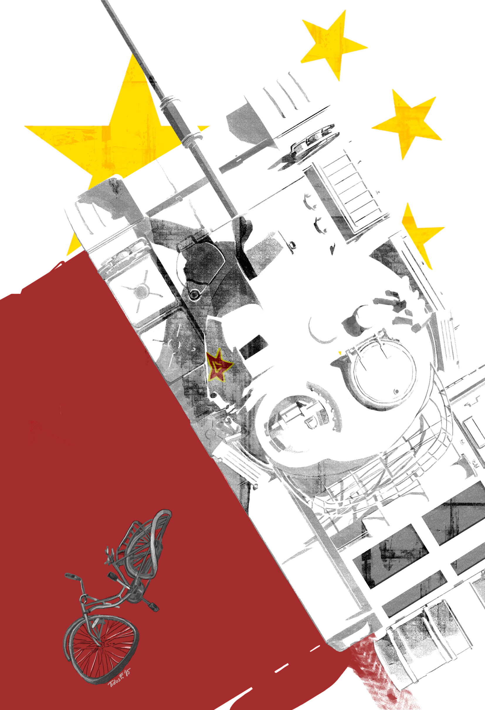 ArtStation - China: Fragile Superpower: How China's Internal Politics Could  Derail Its Peaceful Rise • Susan Shirk, Tidus Fair Supertramp