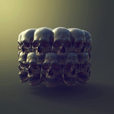 Ry cloze skulls 17
