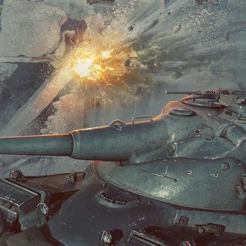 AMX 50B.