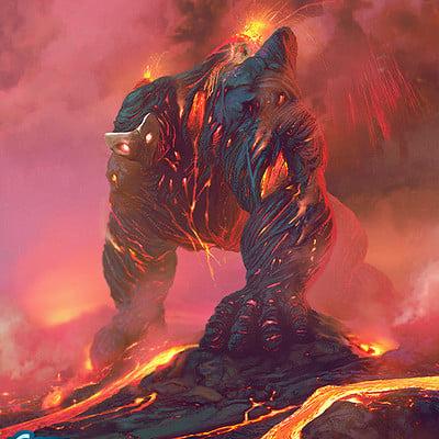 Ibrahem swaid red colossus l