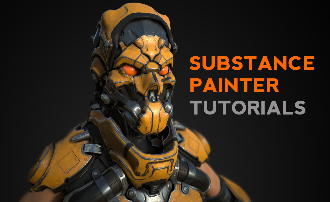 ArtStation - Substance Painter Quickstart Tutorials, Michael Pavlovich