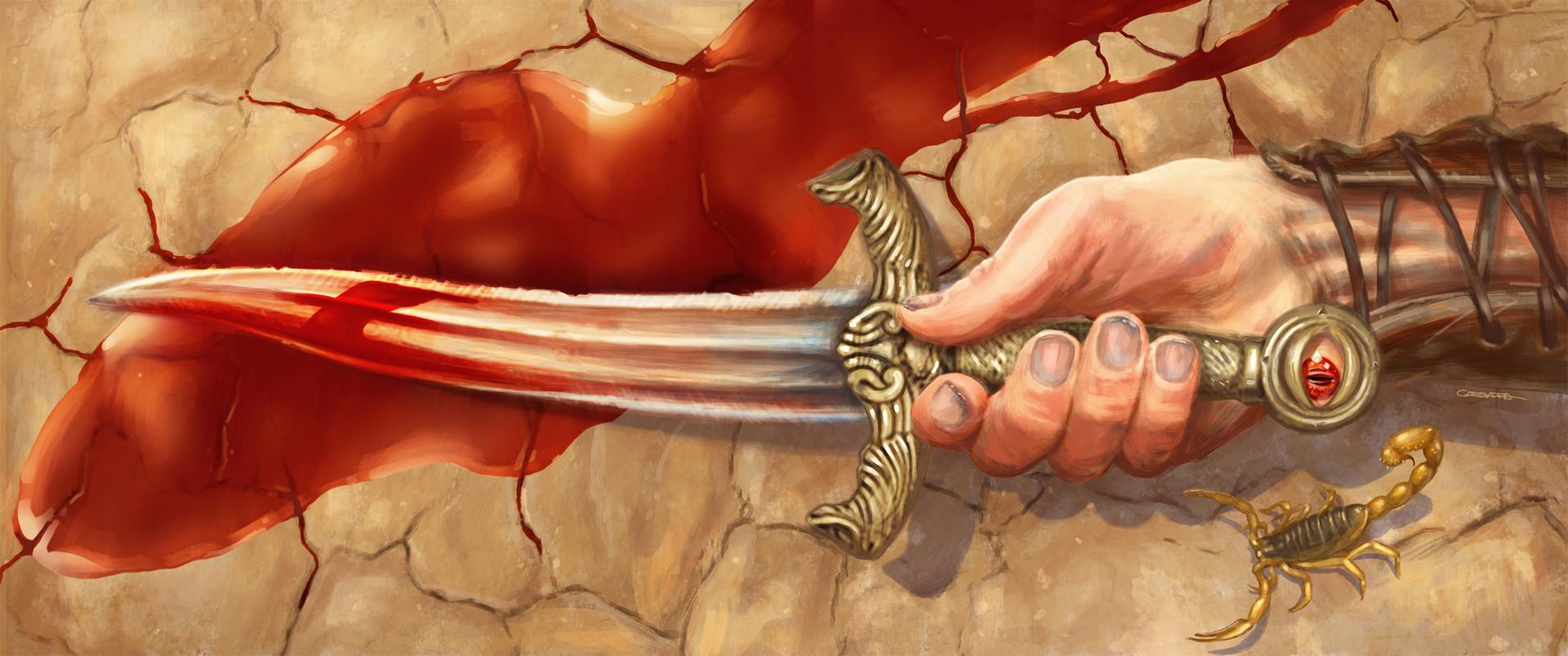 Gabriel cassata daggers gaze hires