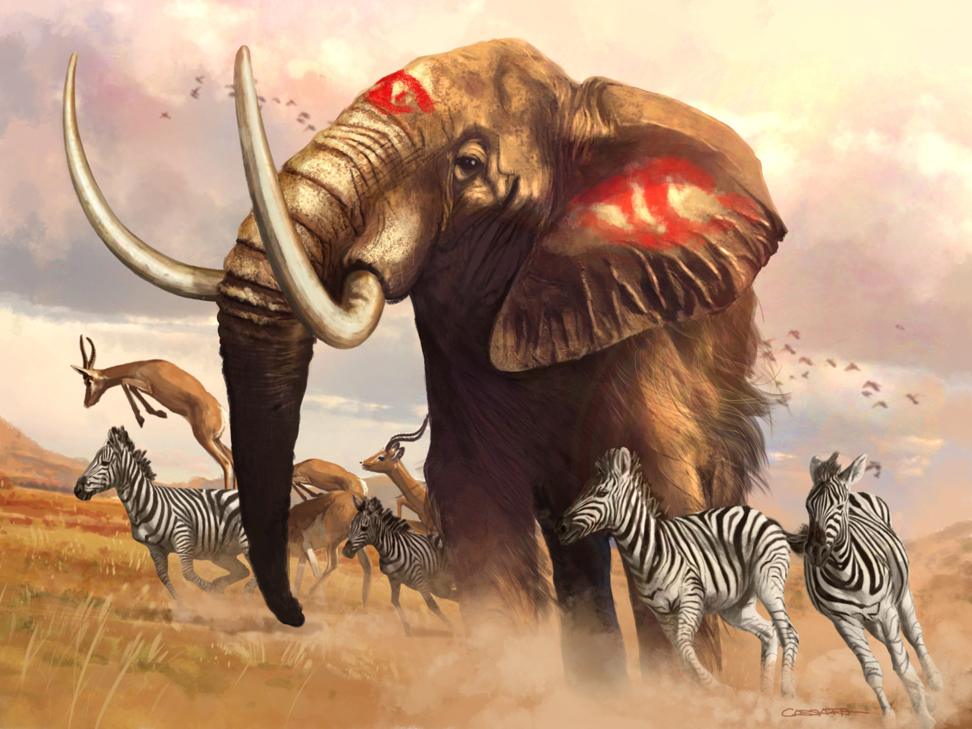 Gabriel cassata mastodon herdmaster hi res