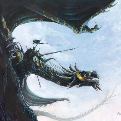 Laurent miny dragonsoleil deflight