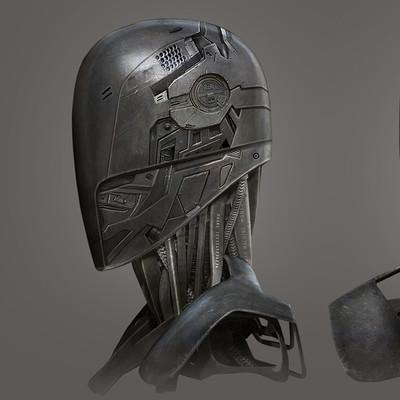 Pablo olivera cabeza robot v12