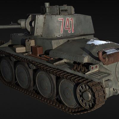 Maximiliano vazquez panzer38 lp2