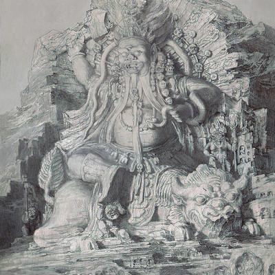 Tianhua xu 3
