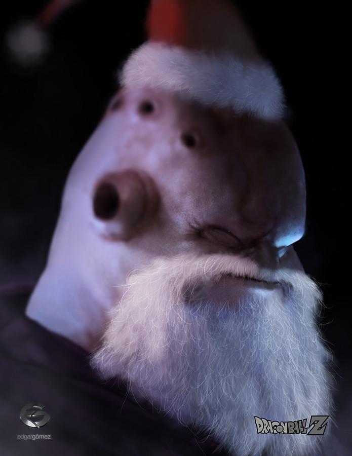 Edgar gomez majin boo fat2 santa