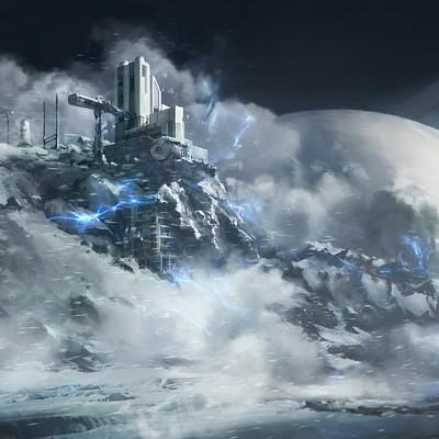 Franklin chan enceladus conceptart researchlab