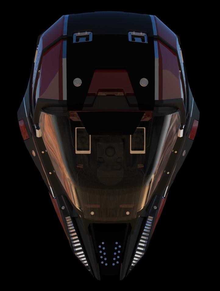 Jerry perkins mx1001 helmetthea