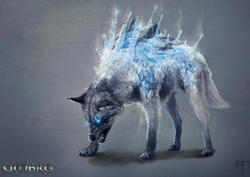 Romain pommier wolf frost