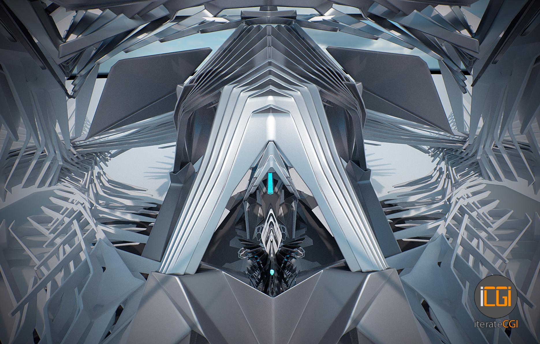 Johan de leenheer generative 3d symmetries 3