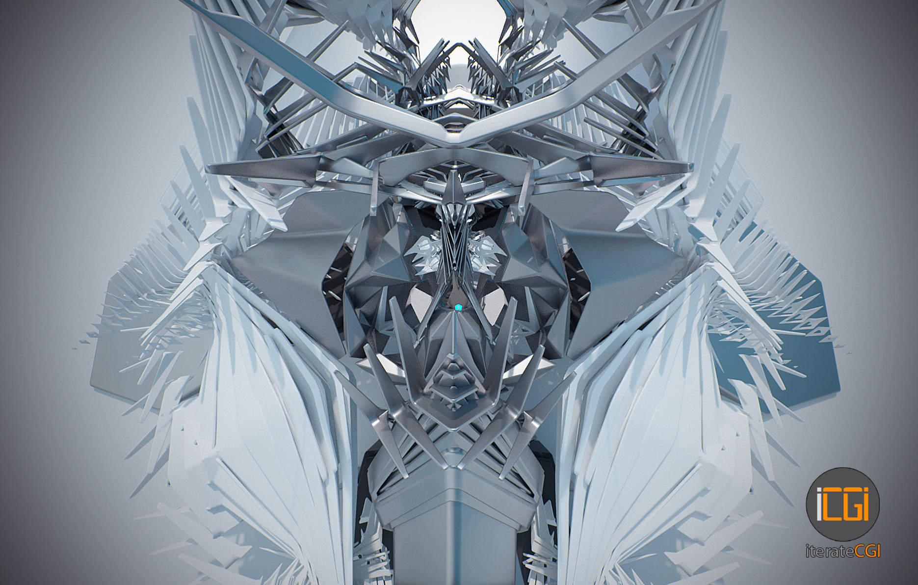 Johan de leenheer generative 3d symmetries 4