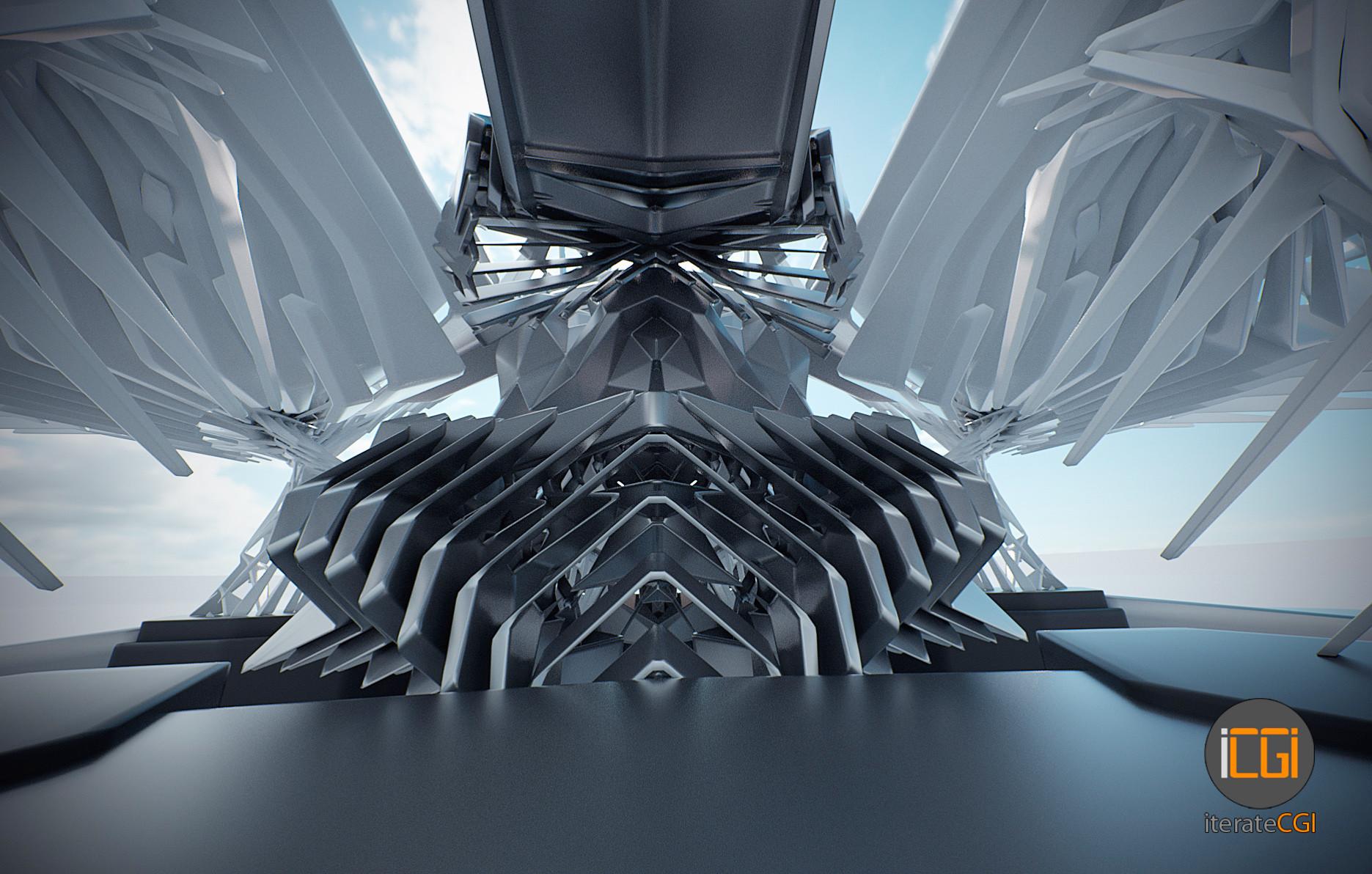Johan de leenheer generative 3d symmetries 7