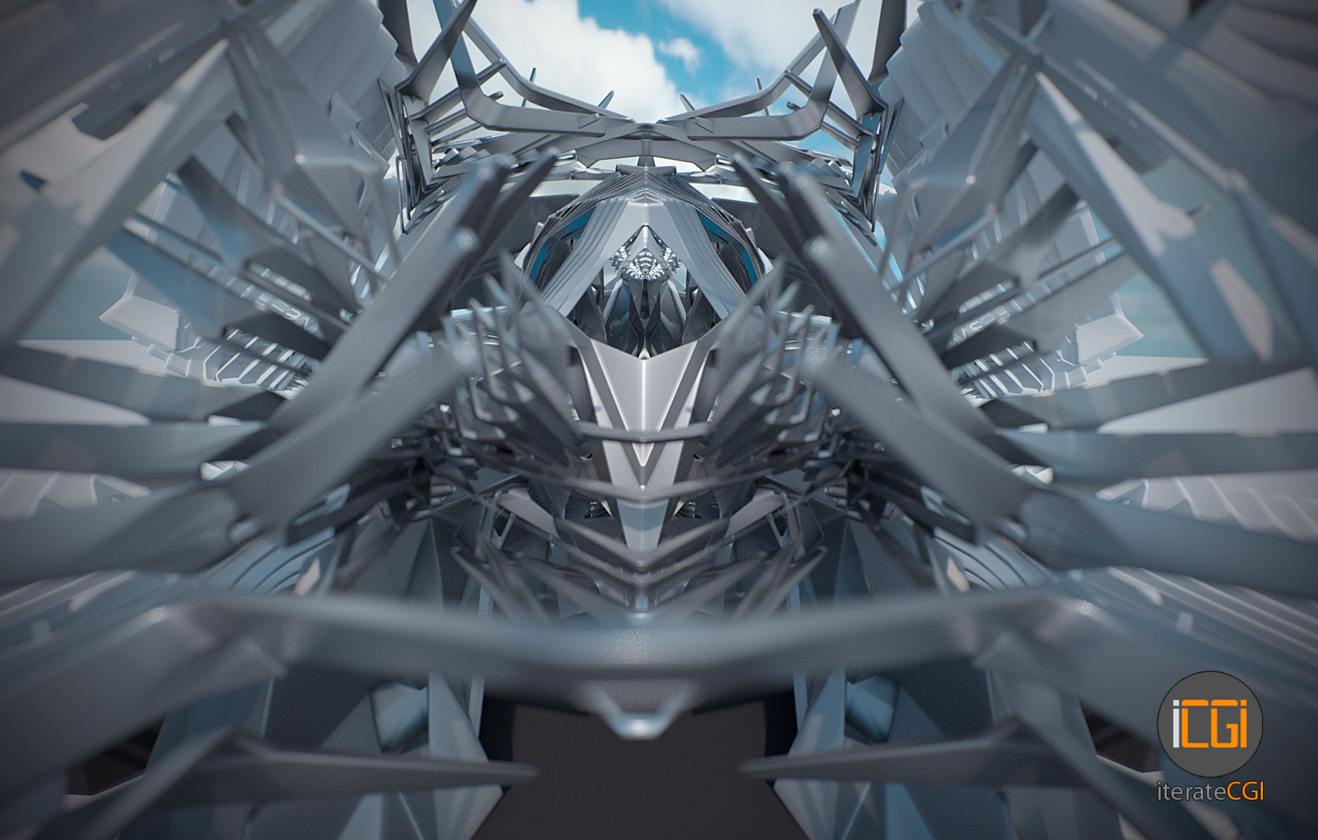 Johan de leenheer generative 3d symmetries 2