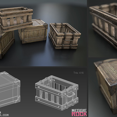 Meggie rock meggierock crates