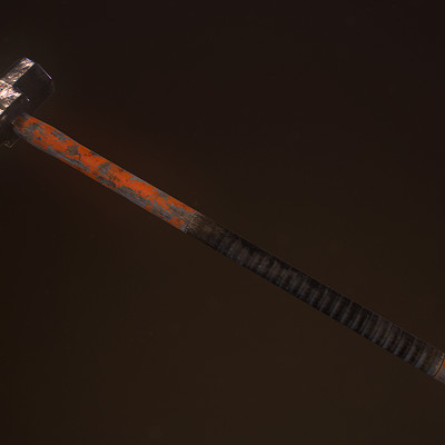 Mikael kivi exile sledgehammer02