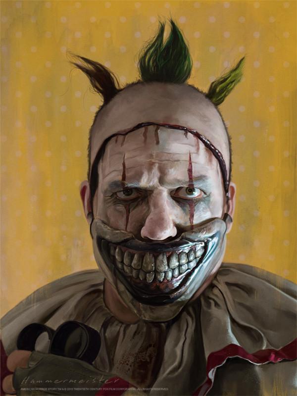 mark hammermeister twisty the clown