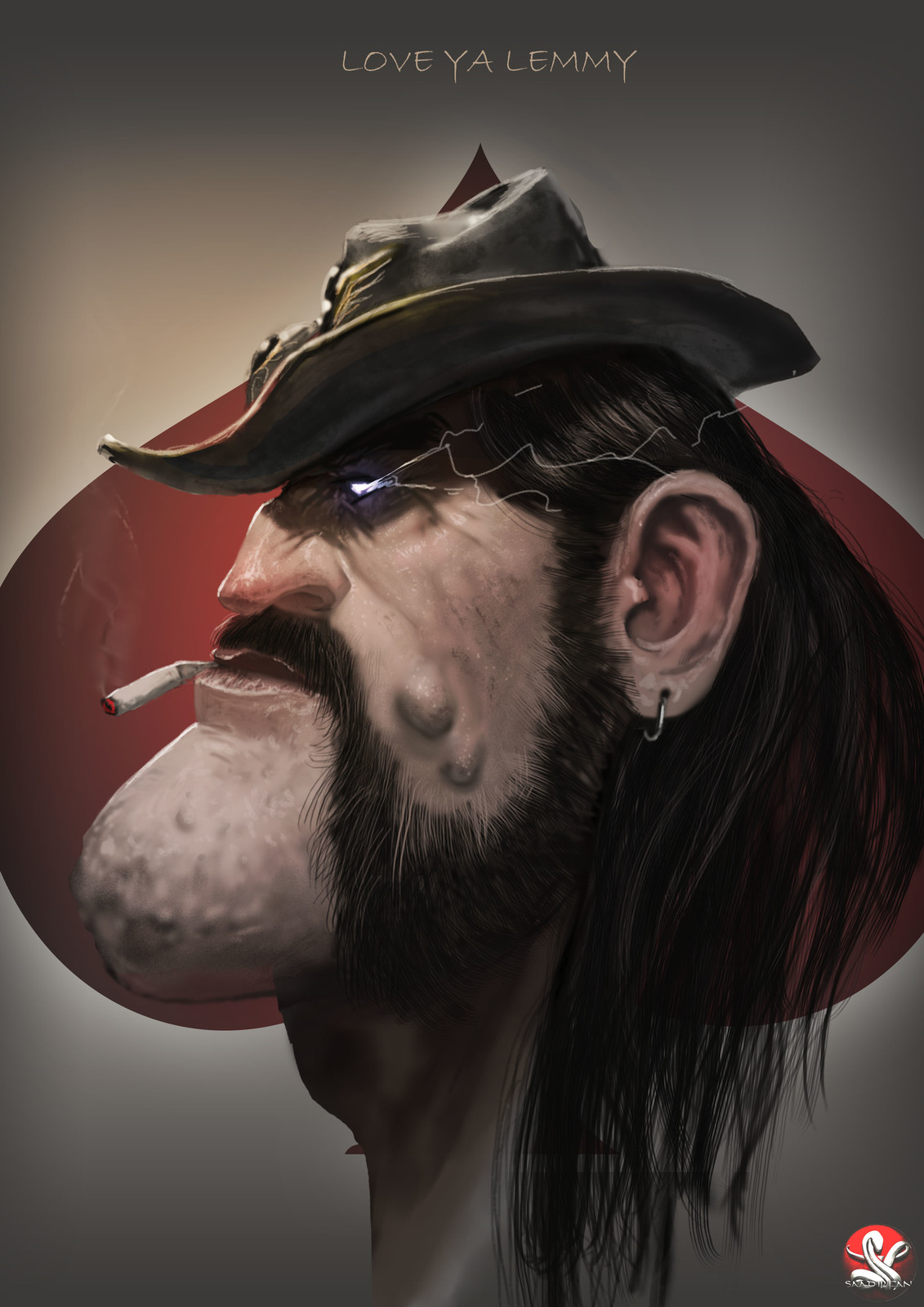 Love ya Lemmy