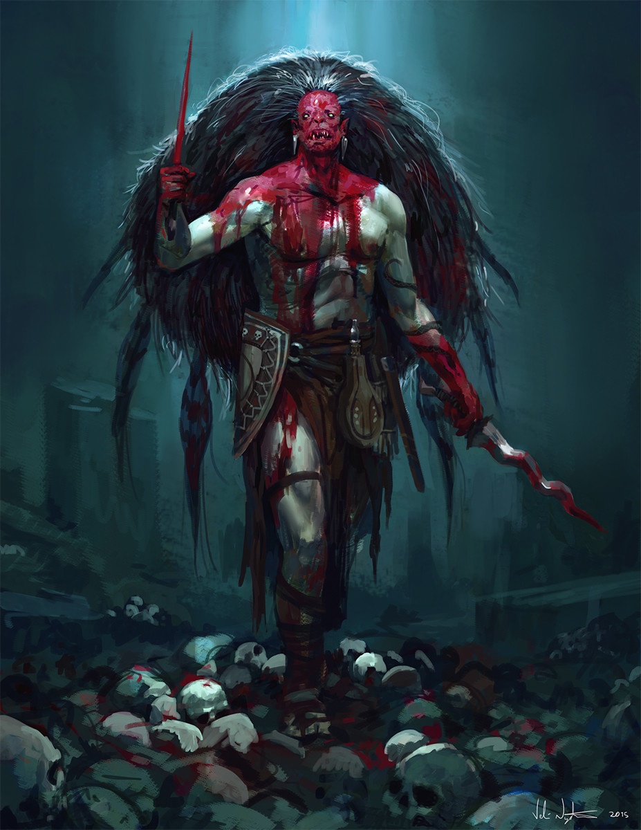 Blood Priest
