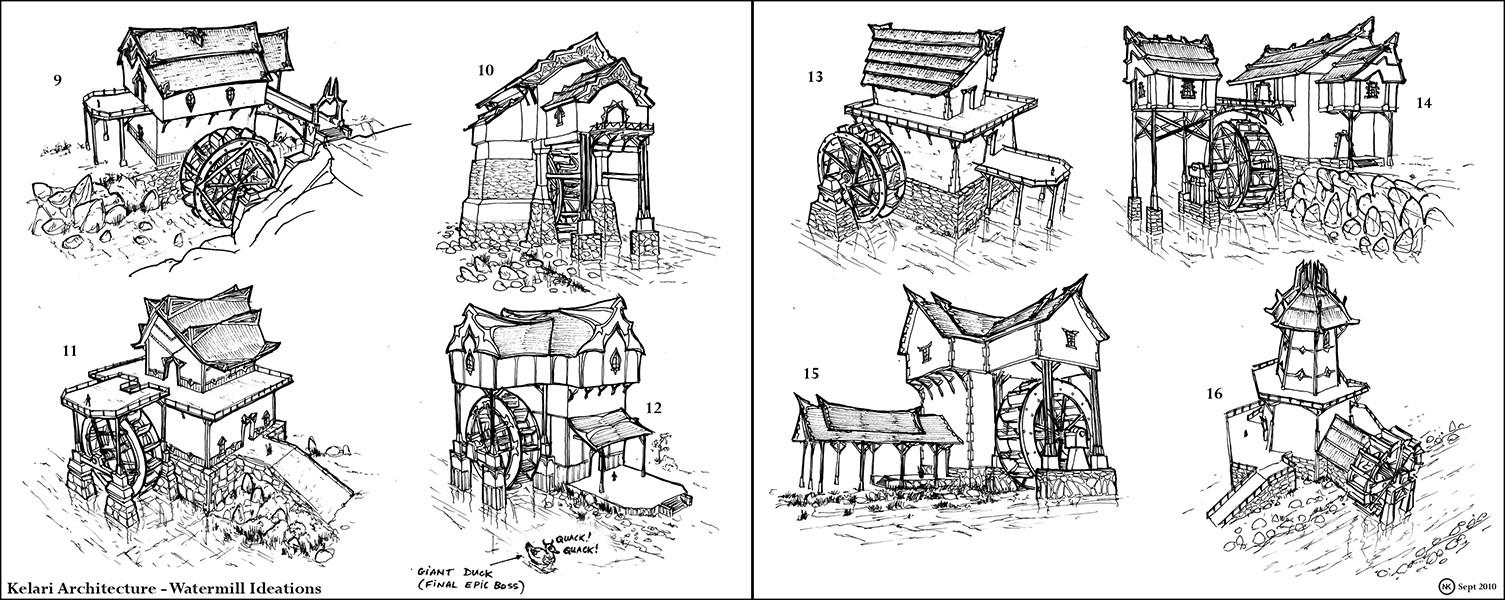 Ken Nguyen Rift Architecture Sketches