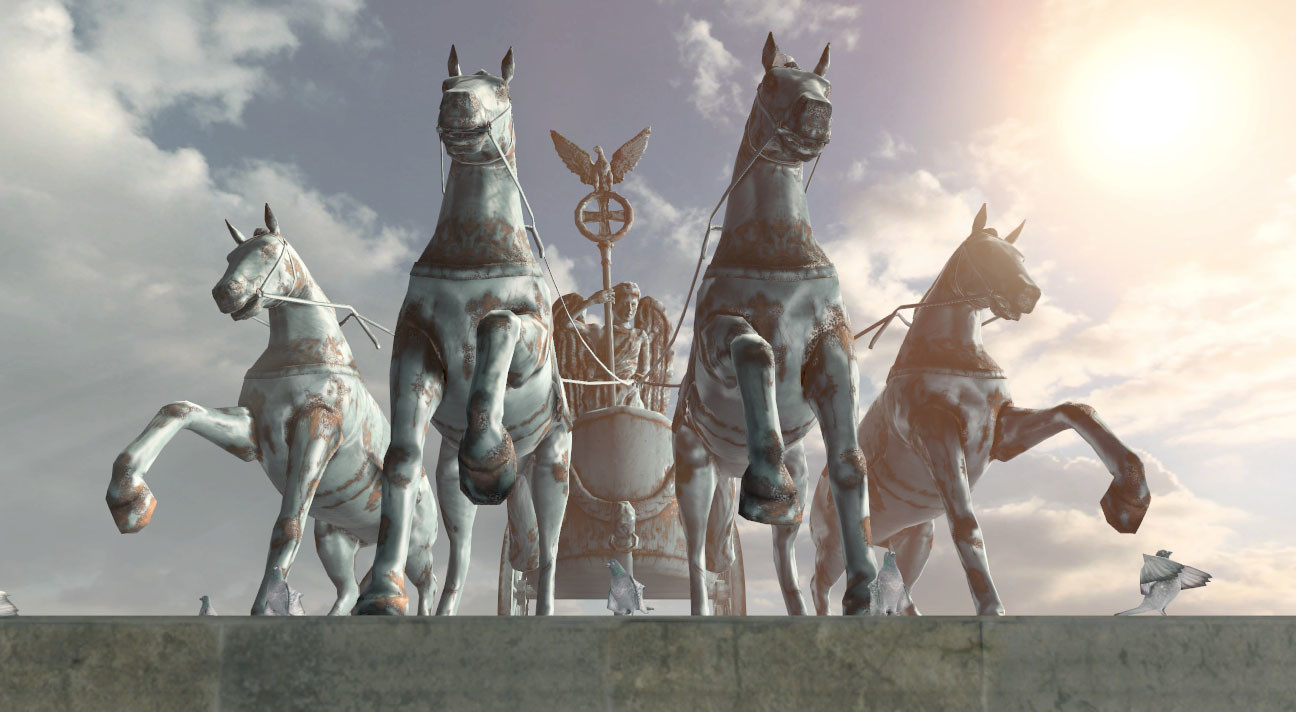 Quadriga (in-game)