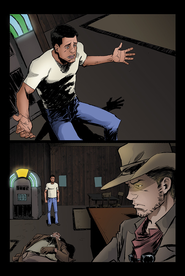 Sons of Yellowstone Issue #2