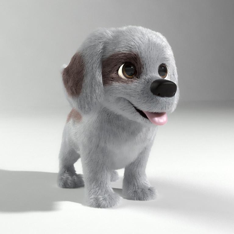 Thales simonato puppy v3 b