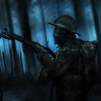 Oleg danilenko trooper by olegdaniel d9d77ae