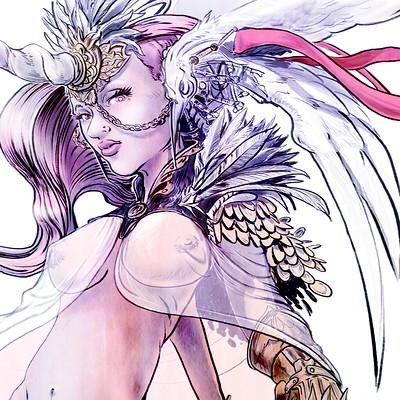 Travis miyagi wing girl