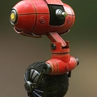 Alex mikulka robot 31