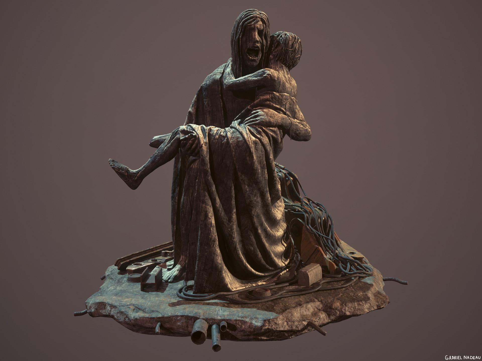 Gabriel nadeau marmoset 1