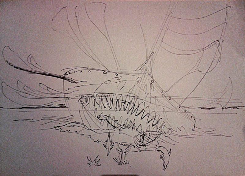 Alex jay brady clipper 1 sketch 1