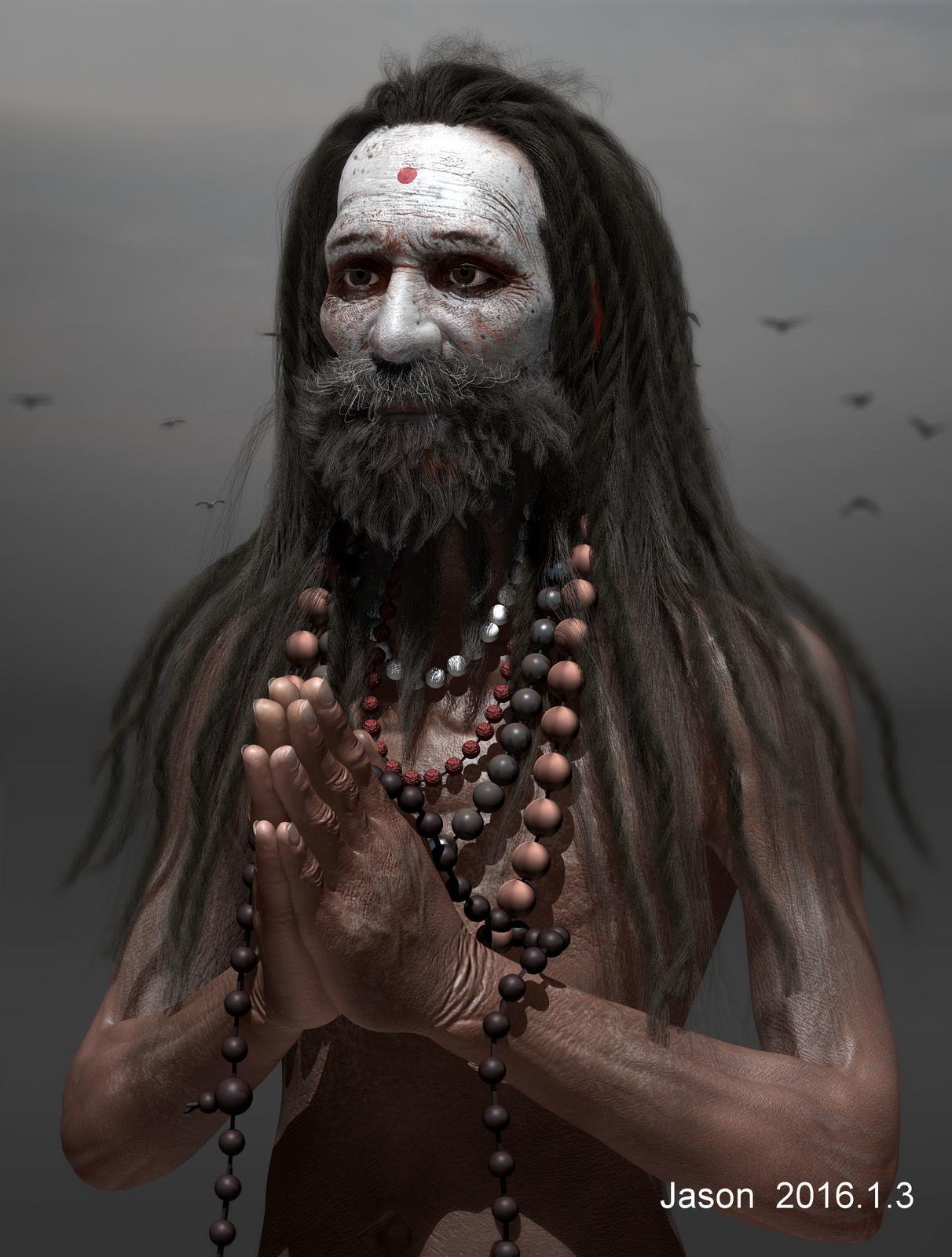 Indian Ascetic