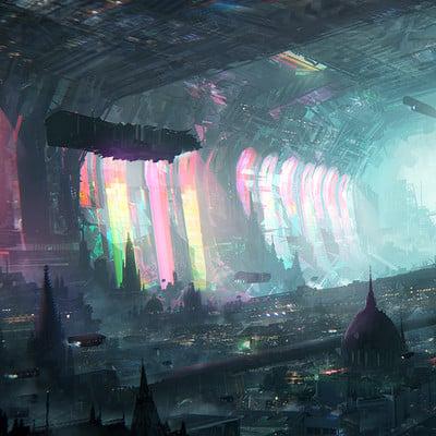 Leon tukker gloomy hangar1