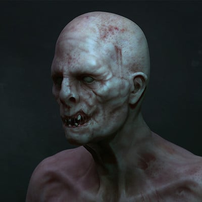 Ste flack zombie01