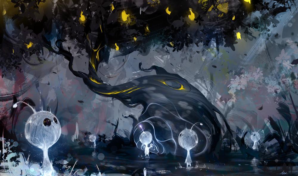 Aaron griffin magic lemon tree