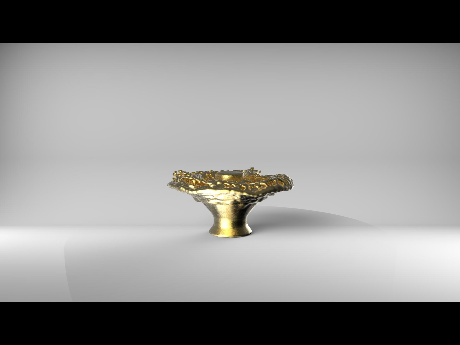 Gold Torus 2K  by hugo matilde