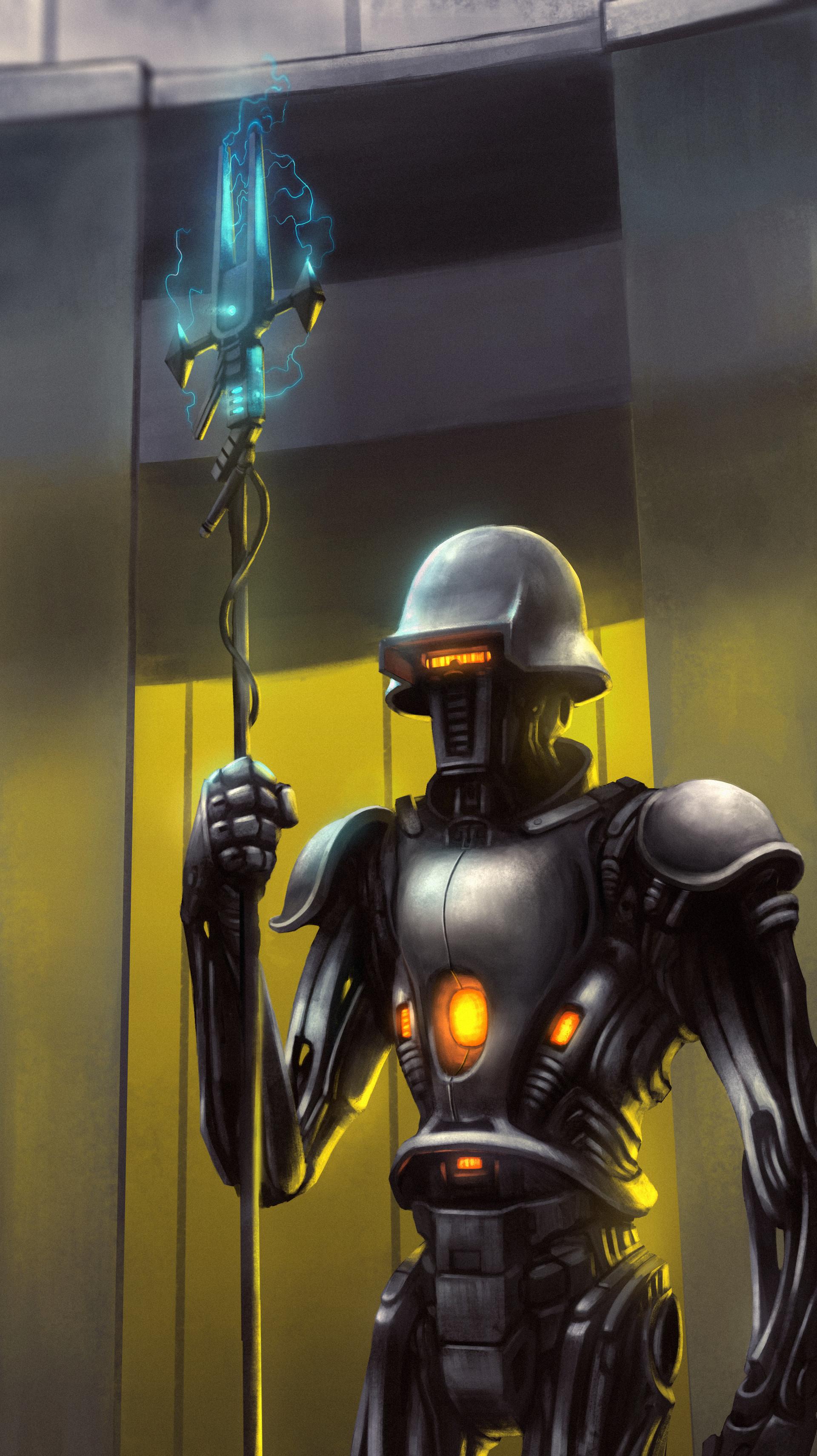 Vincenzo lamolinara cyborg