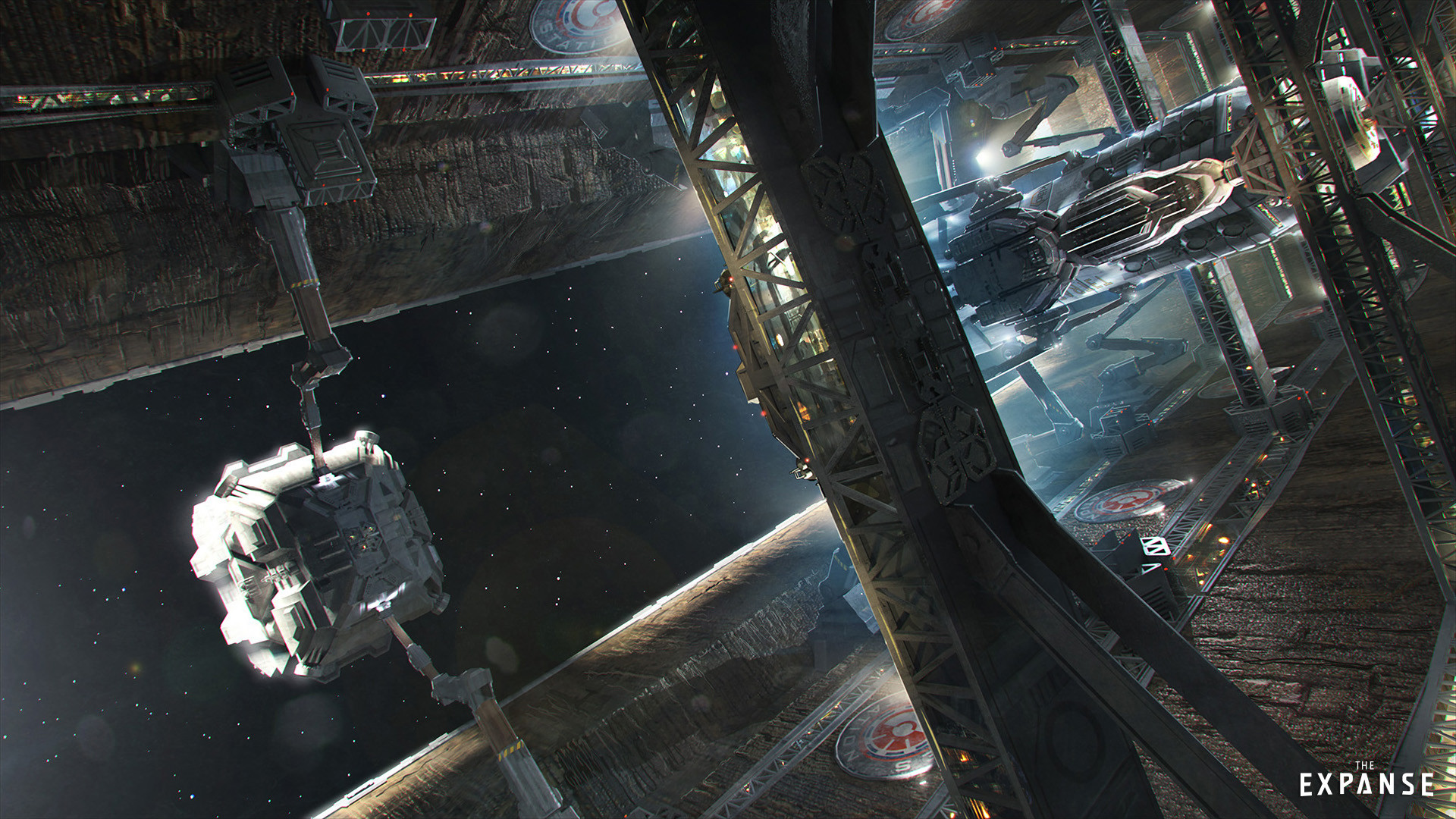 Sci Fi Deck Building Game